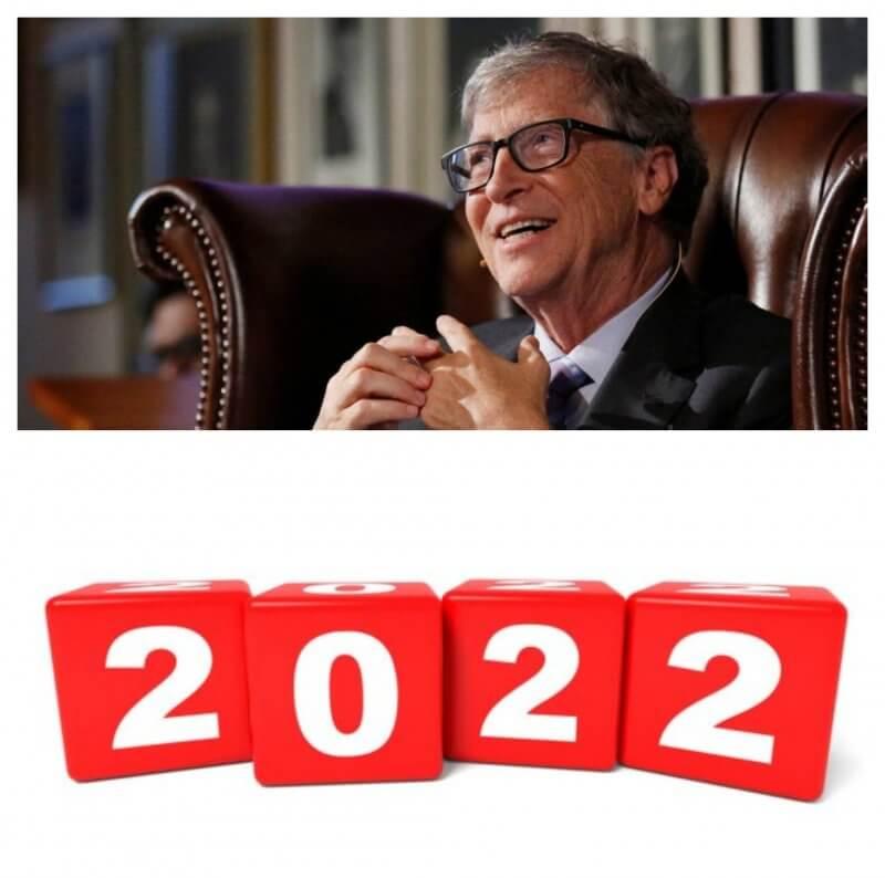 """Bill Gates anticipó que el mundo regresará """"completamente a la normalidad"""" en los últimos meses de 2022"""